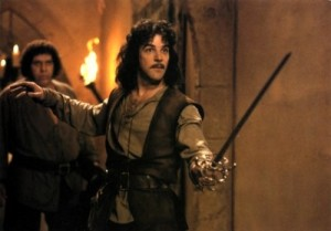 Inigo Montoya from The Princess Bride