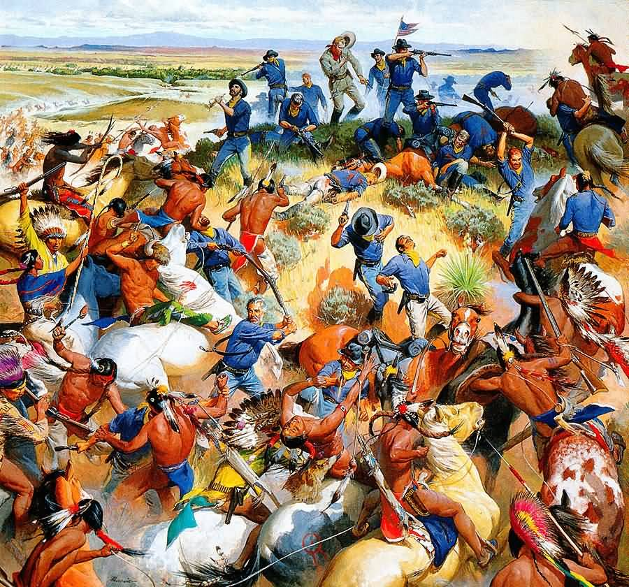 """custer s last stand It was called """"custer's last stand"""" but it could easily have been """"reno's retreat"""" almost 150 years later, there is still controversy about whether maj marcus reno betrayed gen george custer during the battle at the little bighorn against sioux and cheyenne with a retreat or flat-out cowardice."""