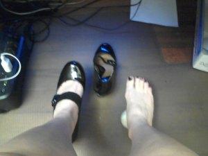 At-Work Foot Massage