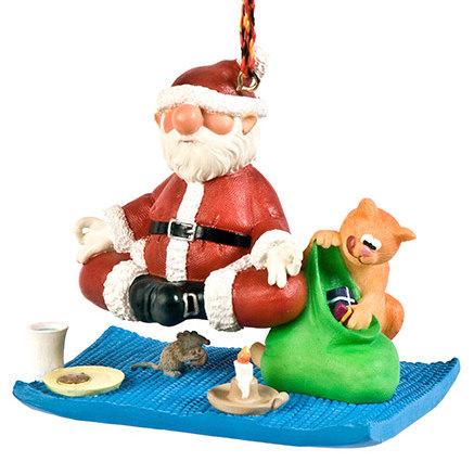 Santa Yogi