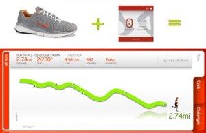 Running Nike+