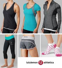 Lululemon Athletica Clothing