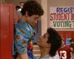 Screech and Slater