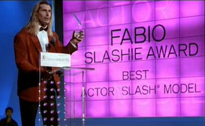 Zoolander: Fabio Wins the Slashie Award