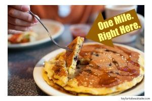 Magnolia Cafe Pancakes