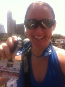 Finisher CapTexTri 2012