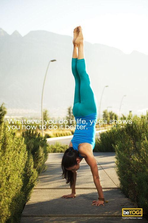 Credit: beYOGI via Yoga Inspiration on Facebook