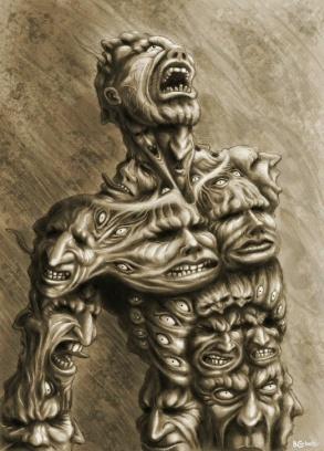 Credit: Soul Torture by Bill Corbett on epilogue.net via Pinterest
