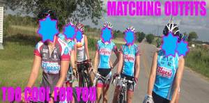 Jacked from: austinflyerswomenscycling.com/‎ with SOME editing